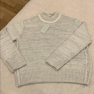🖤 New COS mock neck sweater XS